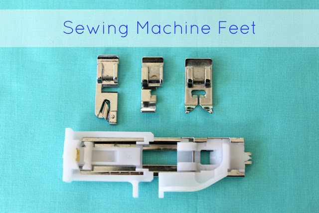 machine-feet