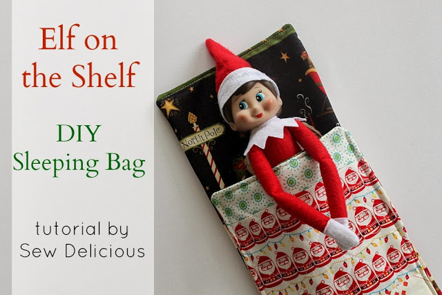 How To Make Your Elf On The Shelf A Bed