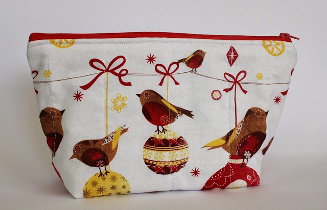 red-bird-zip-pouch