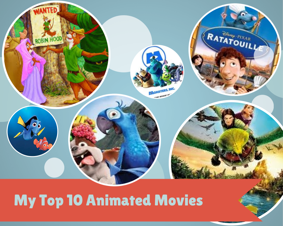 Top-10-Animated-Movies-collage