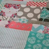 pink-aqua-quilt-top-strips