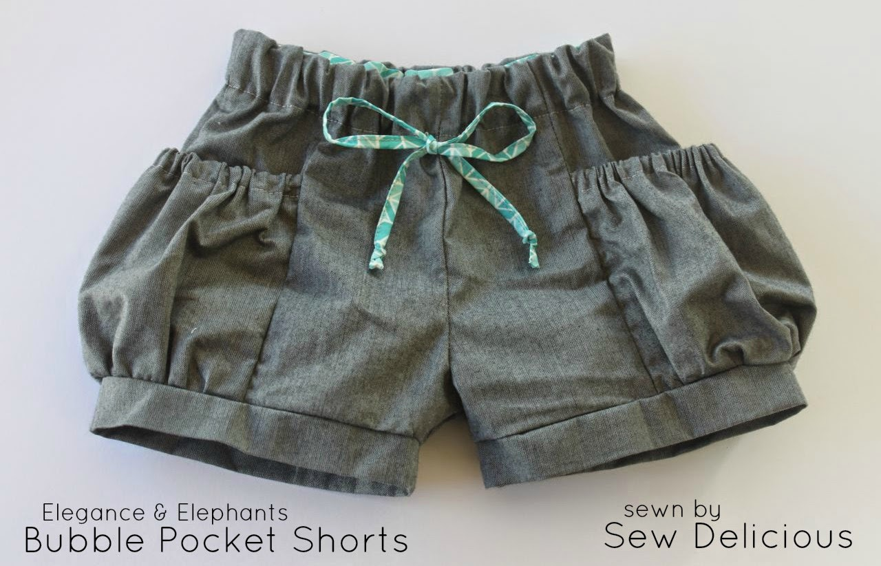grey-bubble-pocket-shorts-1