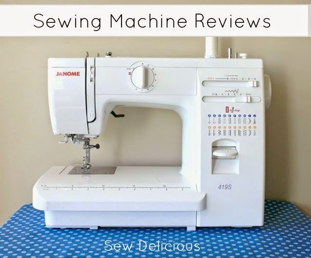 Your Sewing Machine Basic Features Sew Delicious Mesmerizing Sewing Machine Reviews 2012