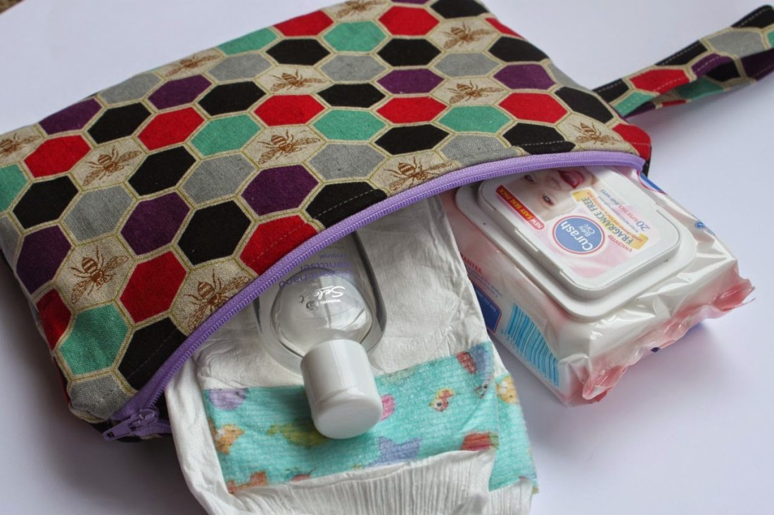 Iu0027ve been making baby gift travel pouches forever (or at least for the last 4 years since Iu0027ve been sewing!) and they never fail as a great gift for a new ... & The Perfect Baby Gift - Sew Delicious