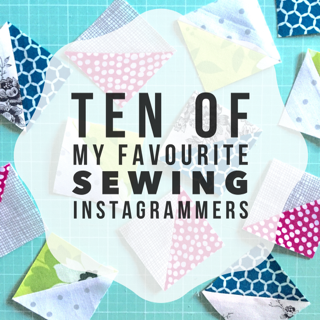 10 of the best sewing instagram accounts