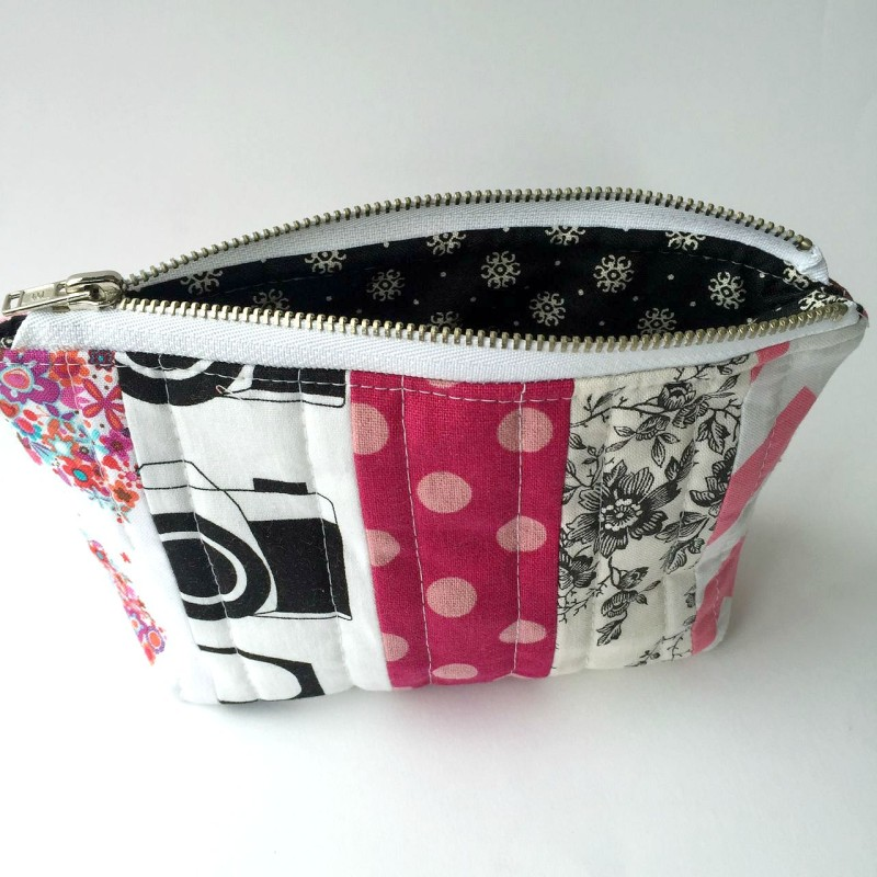 mini scrappy zip pouch 4
