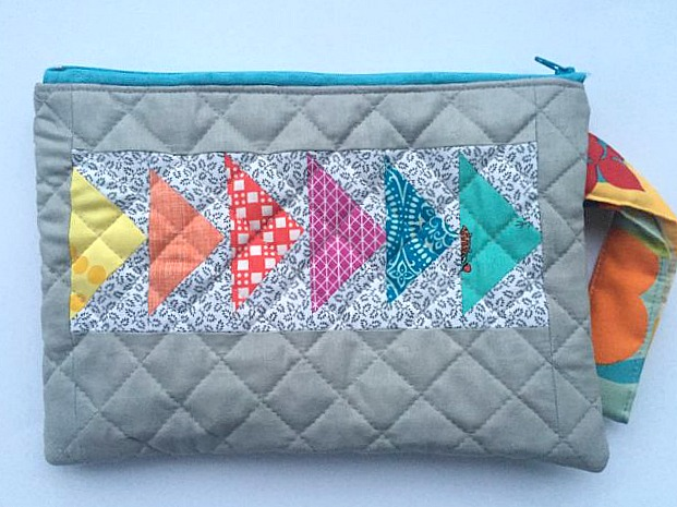 nappy bag quilted