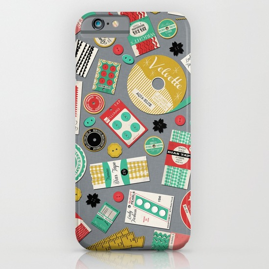 sewing iphone cover