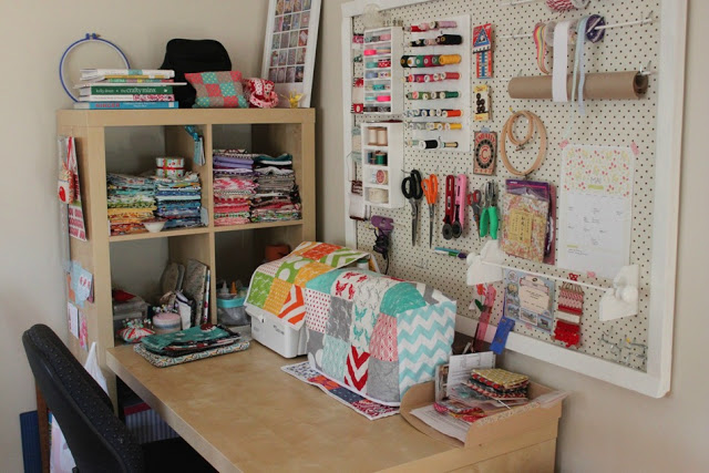 sew delicious sewing space