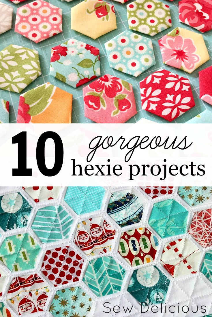 10 hexie projects