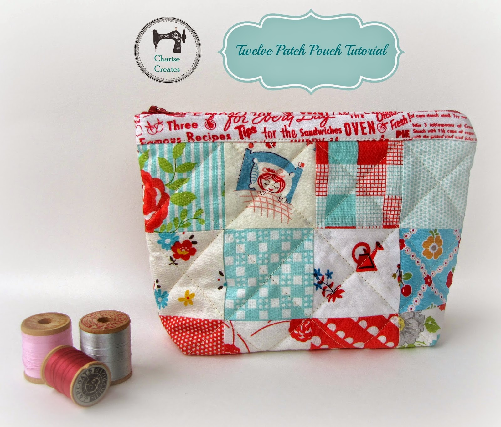 12 patch pouch