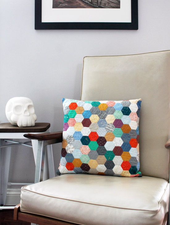 hexie pillow