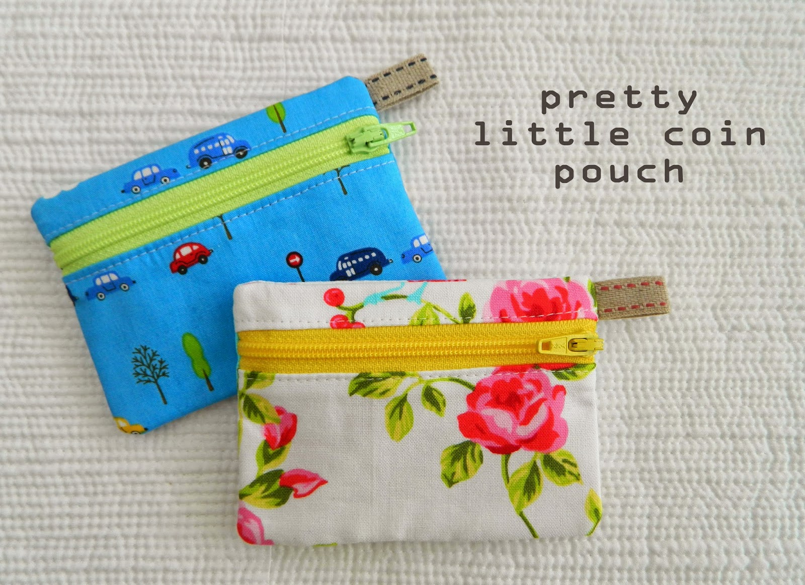 pretty little coin pouch