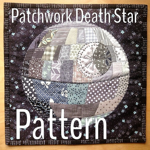 mini quilt death-star-quilt-pattern