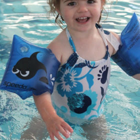 Toddler Swimsuit – Free Pattern & Tutorial